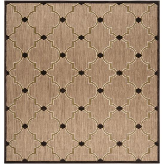 "Surya Portera 7'6"" Square - Item Number: PRT1048-76SQ"