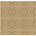 "Surya Rugs Portera 7'6"" Square - Item Number: PRT1055-76SQ"