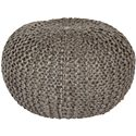"Surya Rugs Poufs 20"" x 20"" x 14"" Pouf - Item Number: BRPF-002"
