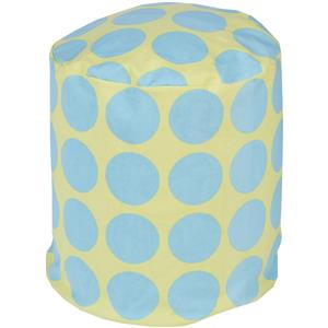 "Surya Rugs Poufs 18"" x 18"" x 18"" Playhouse Pouf"