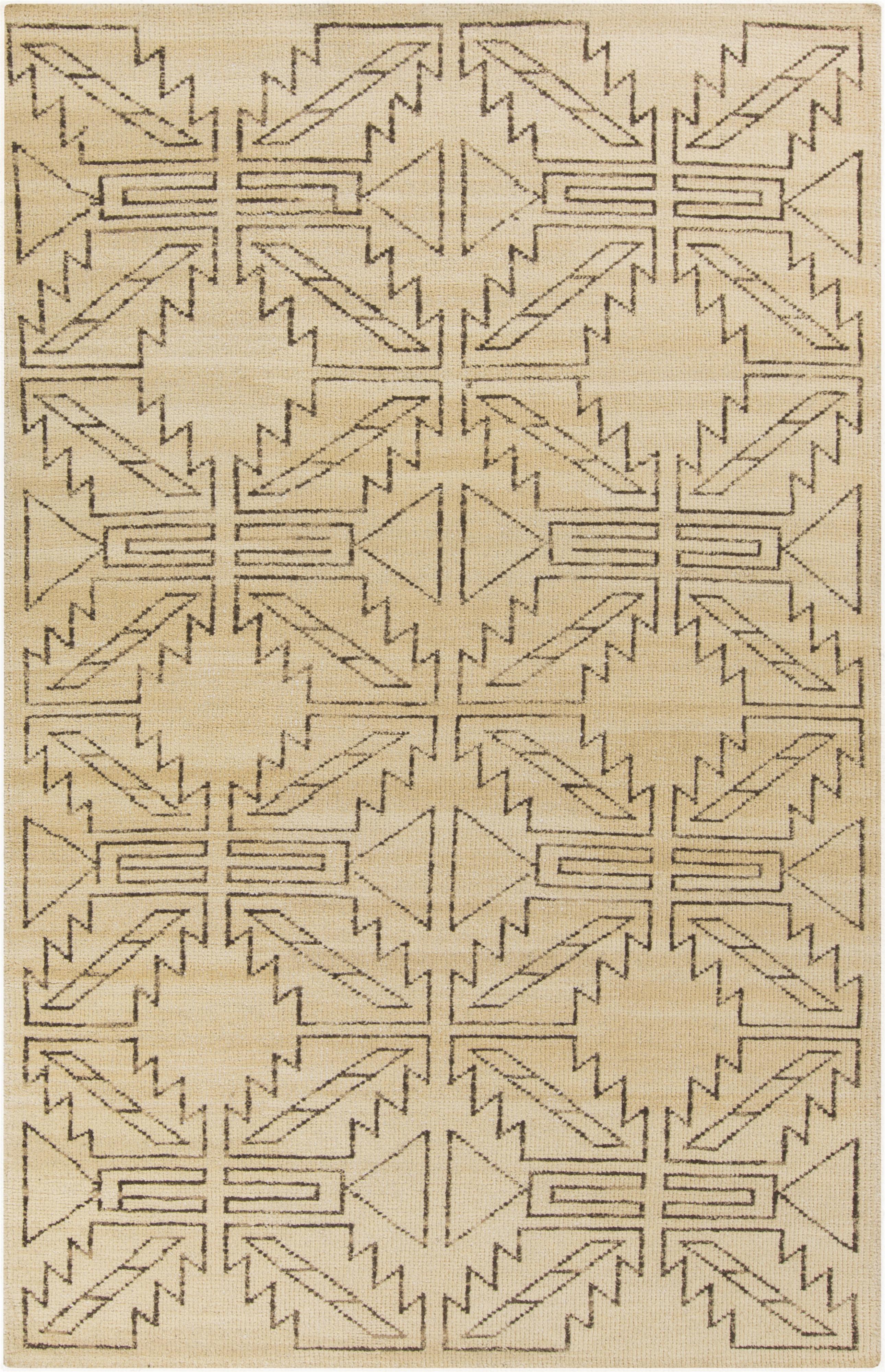 Surya Pueblo 8' x 11' - Item Number: PBL6000-811