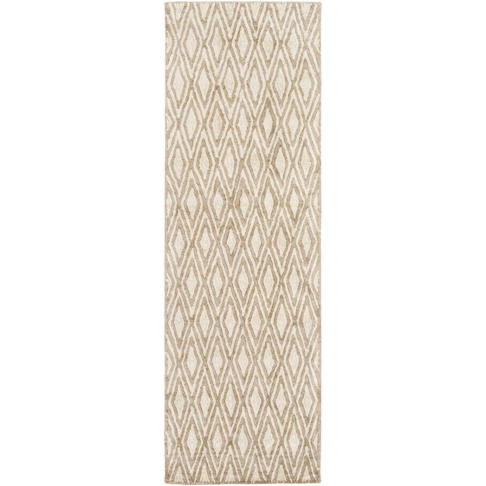 "Surya Rugs Quartz 2'6"" x 8' - Item Number: QTZ5013-268"