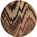 Surya Rugs Riley 8' Round - Item Number: RLY5001-8RD