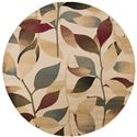 Surya Rugs Riley 8' Round - Item Number: RLY5010-8RD