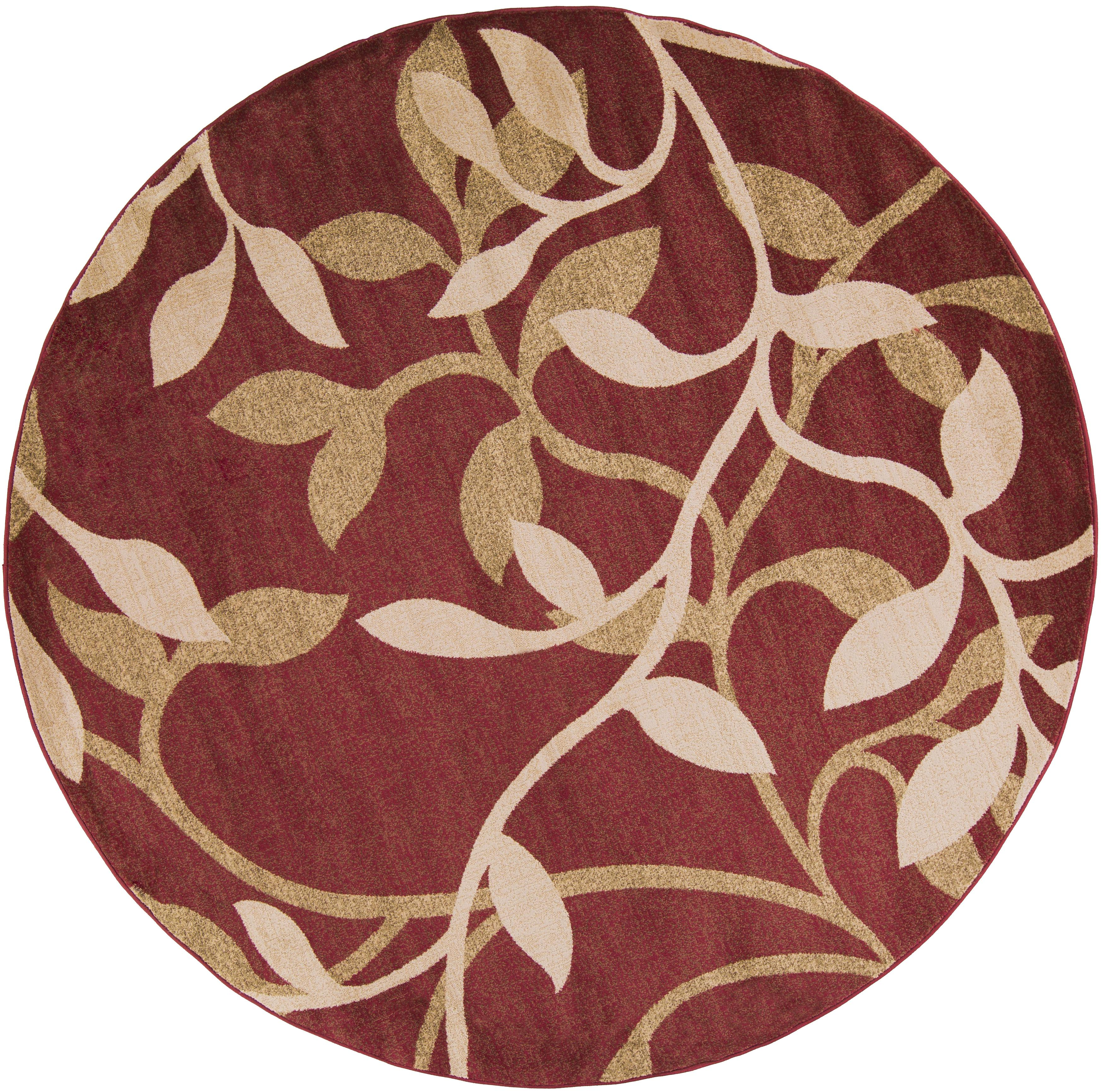 Surya Rugs Riley 8' Round - Item Number: RLY5011-8RD