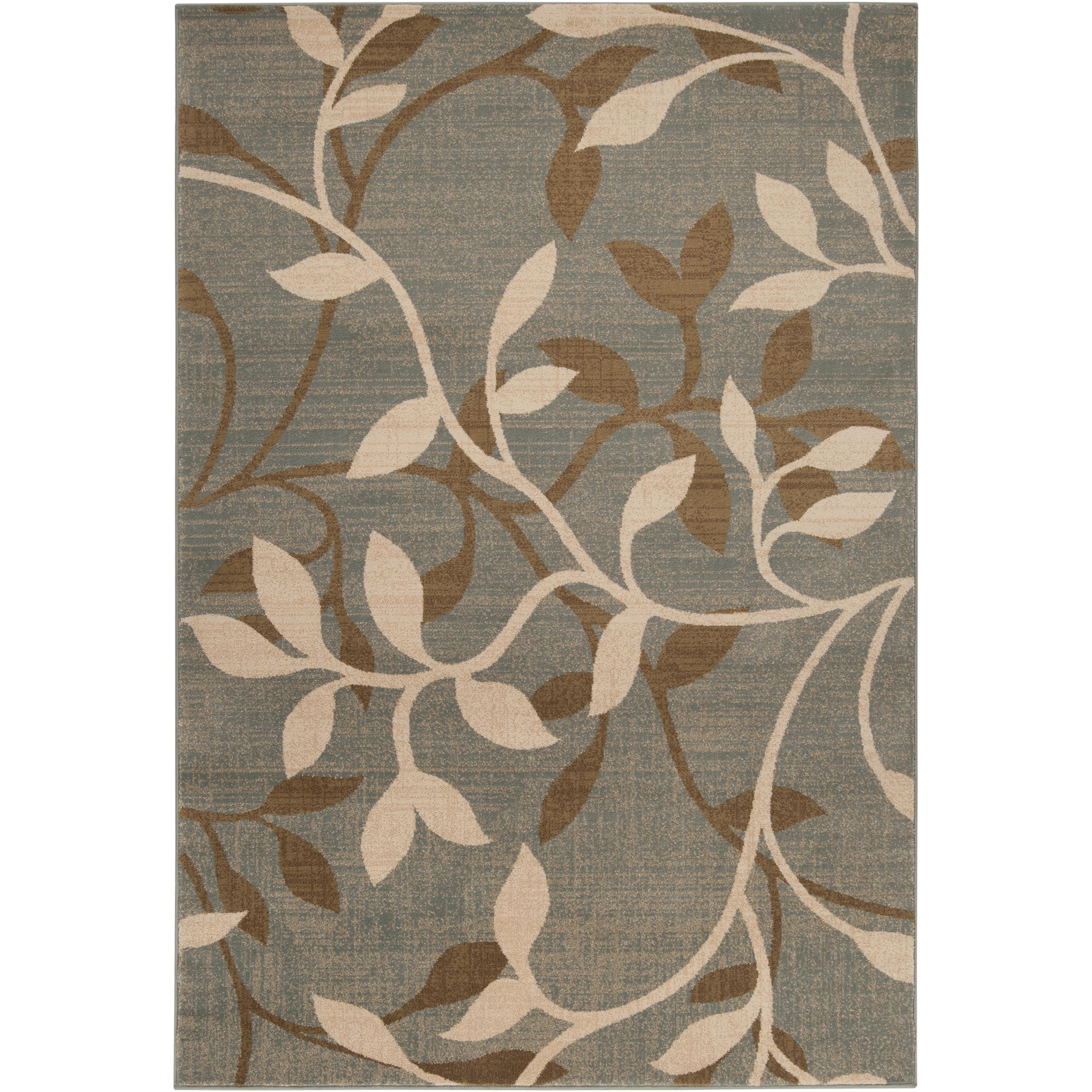 "Surya Rugs Riley 4' x 5'5"" - Item Number: RLY5012-455"