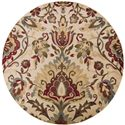 Surya Riley 8' Round - Item Number: RLY5017-8RD
