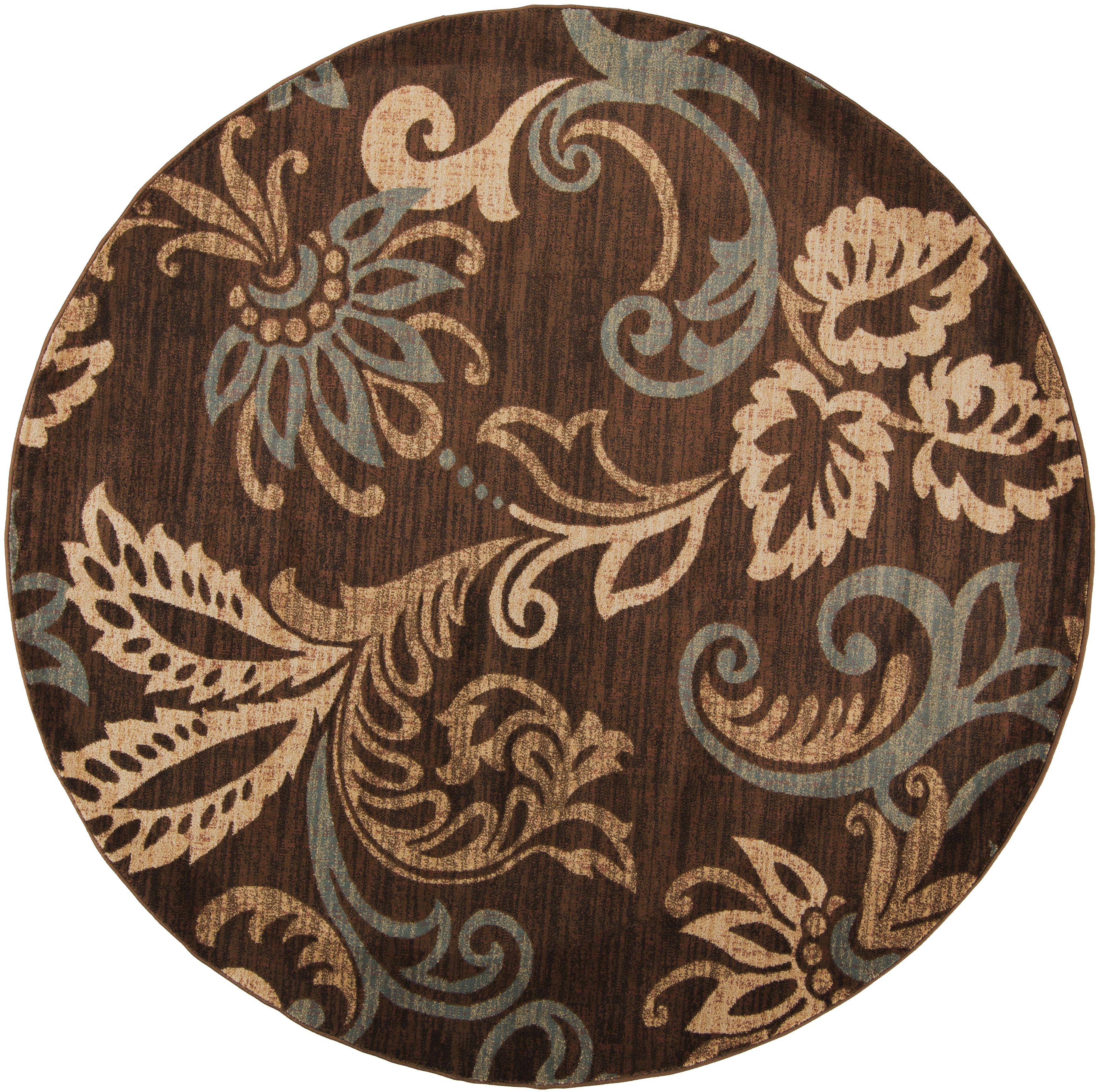 Surya Riley 8' Round - Item Number: RLY5022-8RD