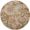 Surya Riley 8' Round - Item Number: RLY5023-8RD