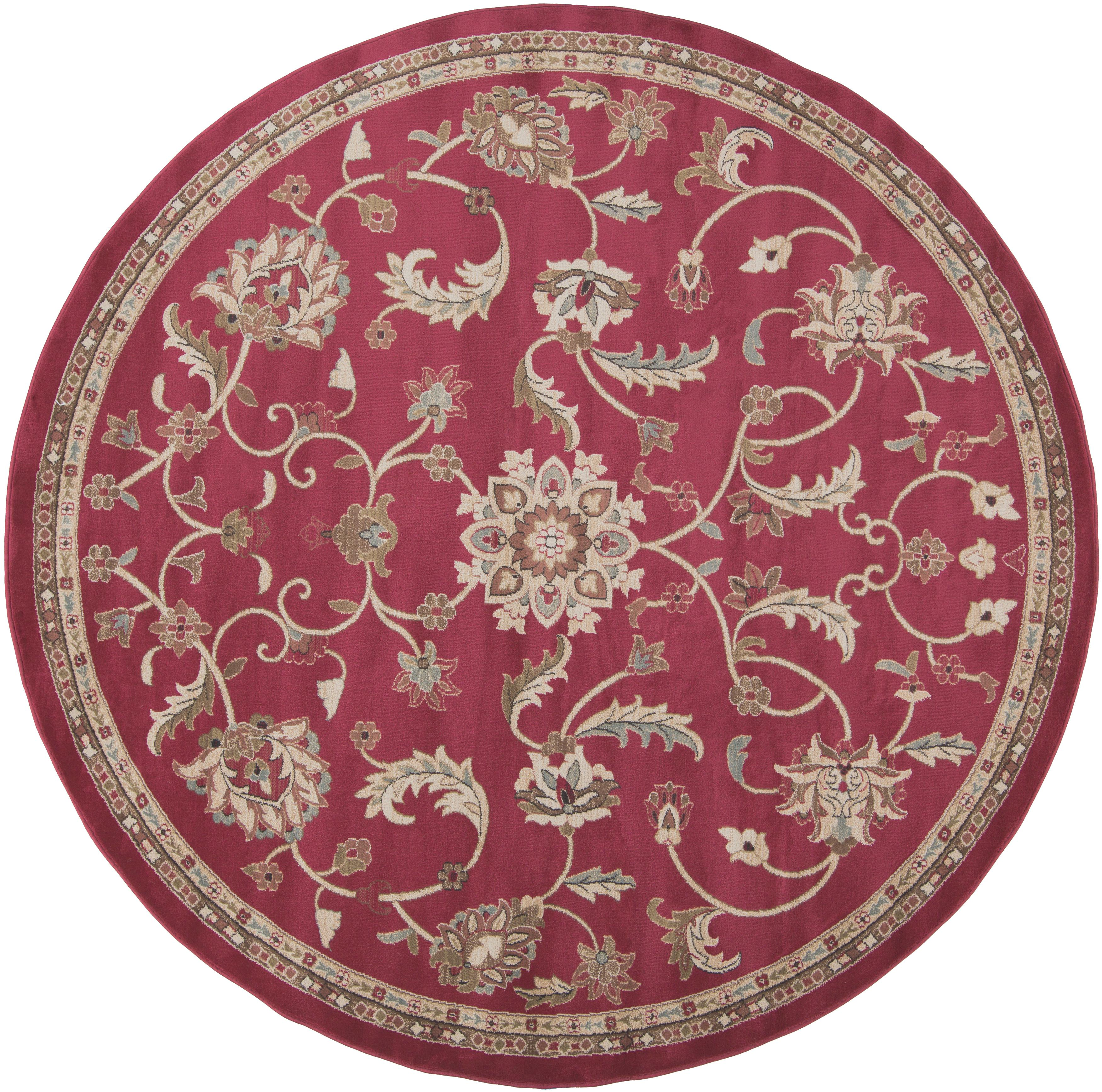 Surya Riley 8' Round - Item Number: RLY5024-8RD