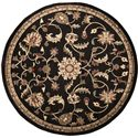 Surya Rugs Riley 8' Round - Item Number: RLY5025-8RD