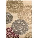 "Surya Rugs Riley 5'3"" x 7'6"" - Item Number: RLY5051-5376"