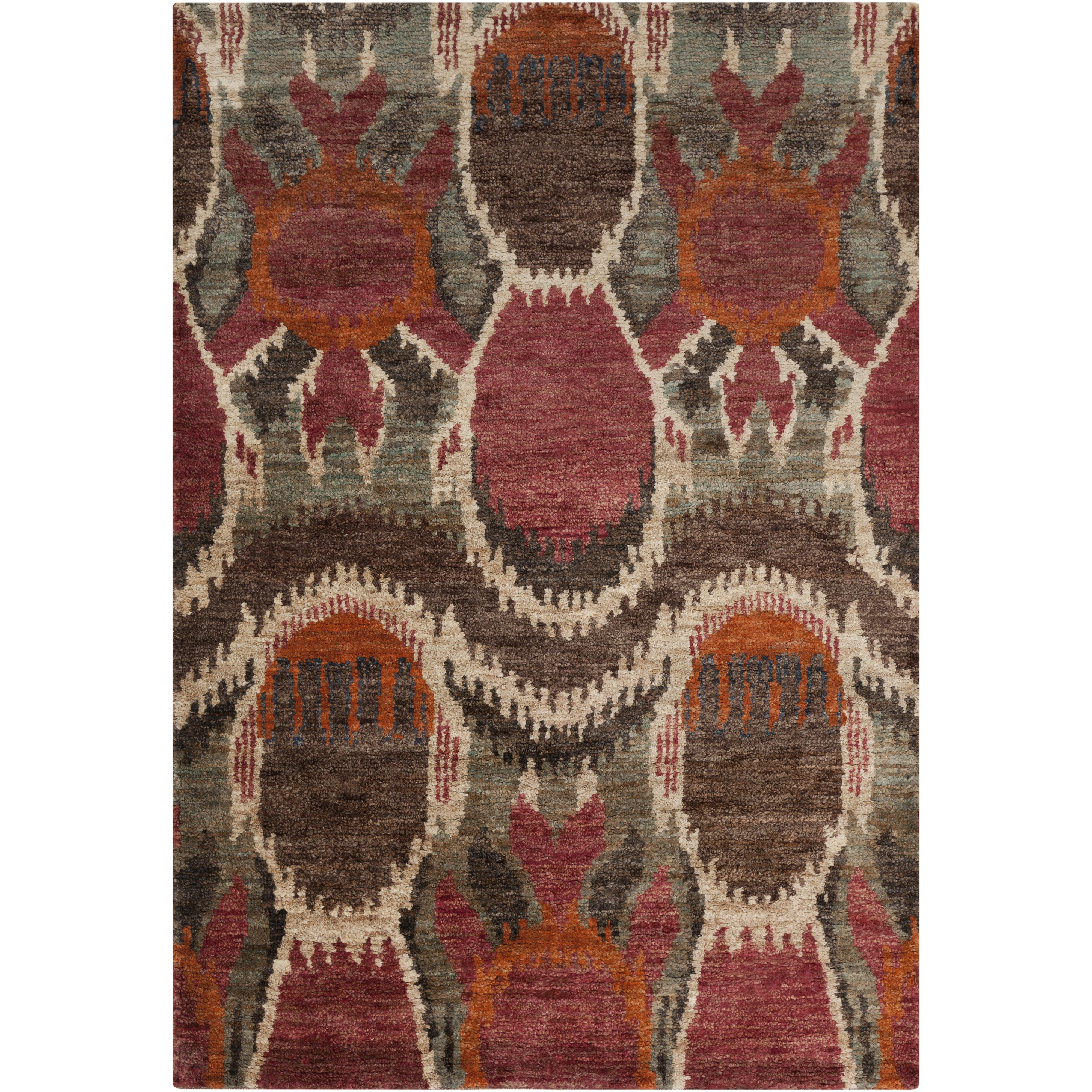Surya Rugs Scarborough 8' x 11' - Item Number: SCR5130-811