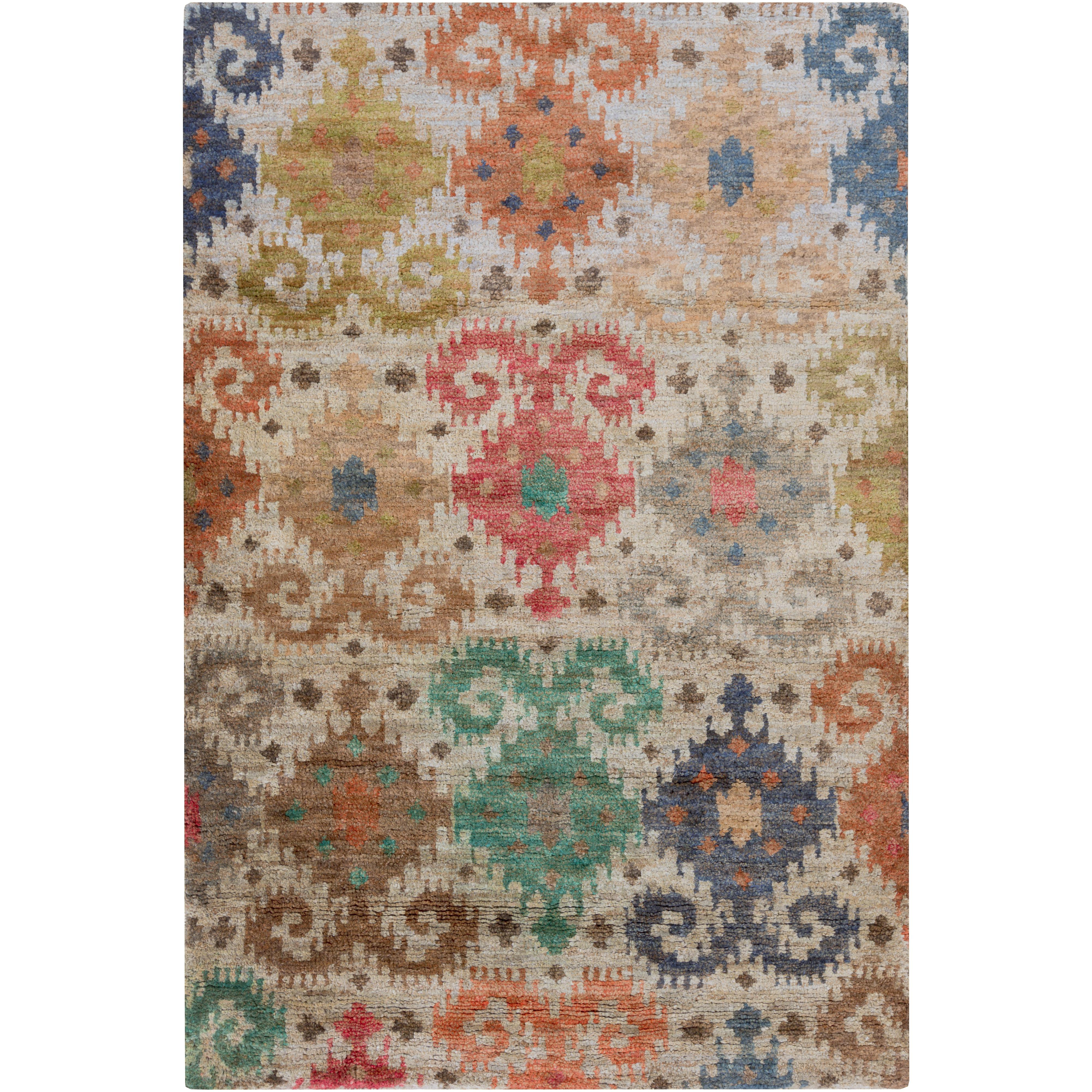 Surya Scarborough 5' x 8' - Item Number: SCR5146-58