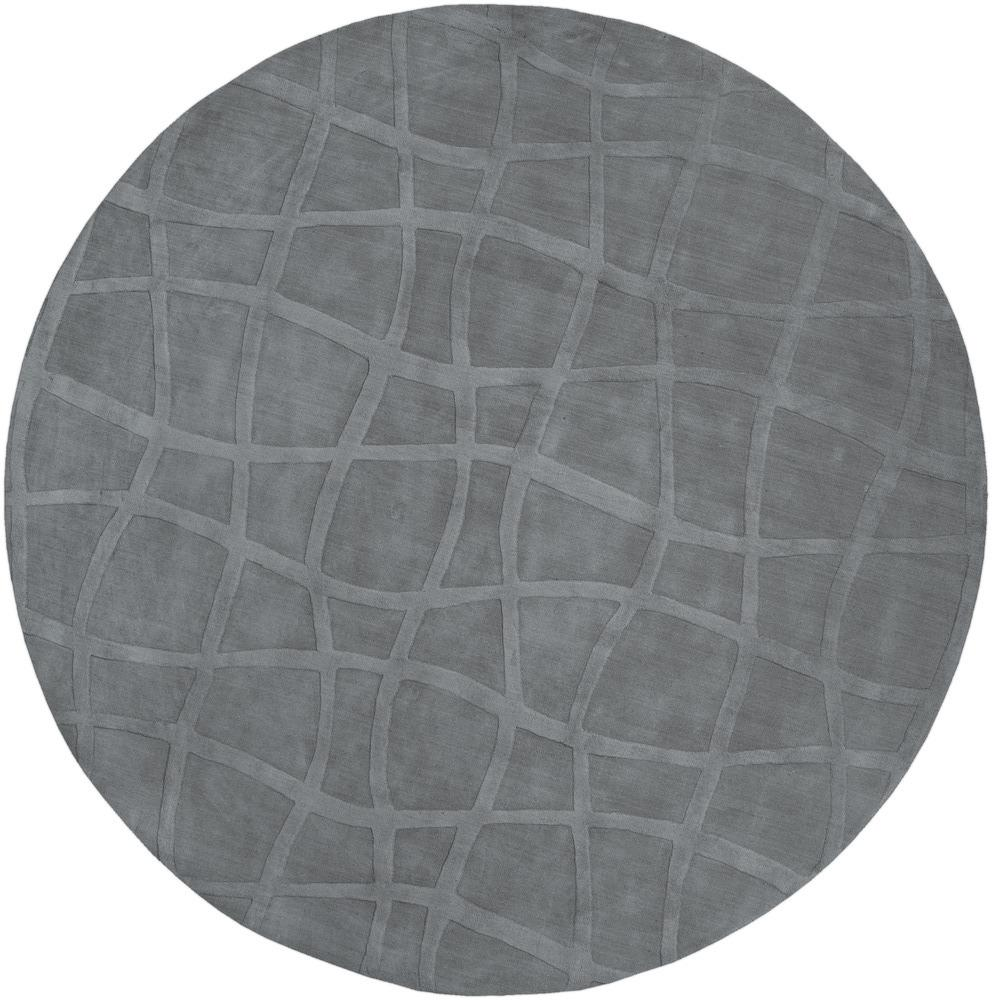 Surya Rugs Sculpture 8' Round - Item Number: SCU7506-8RD