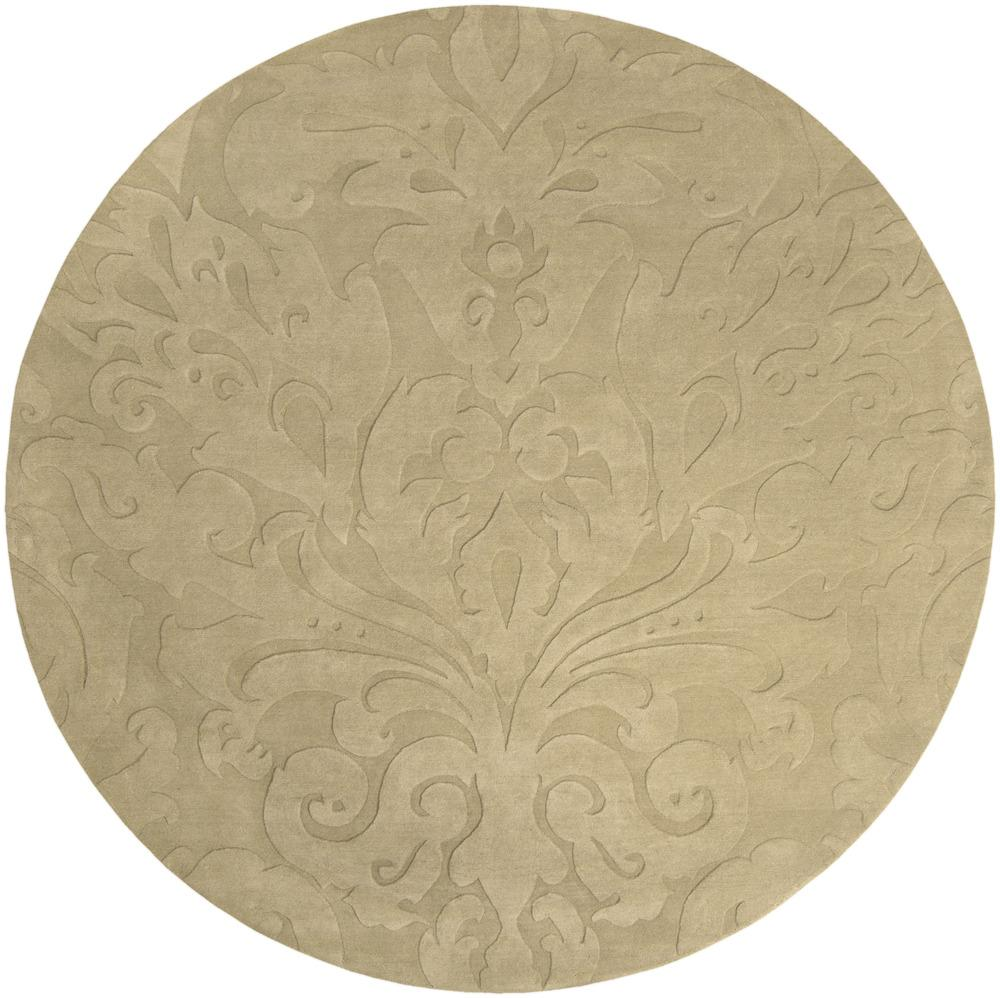 Surya Rugs Sculpture 8' Round - Item Number: SCU7512-8RD