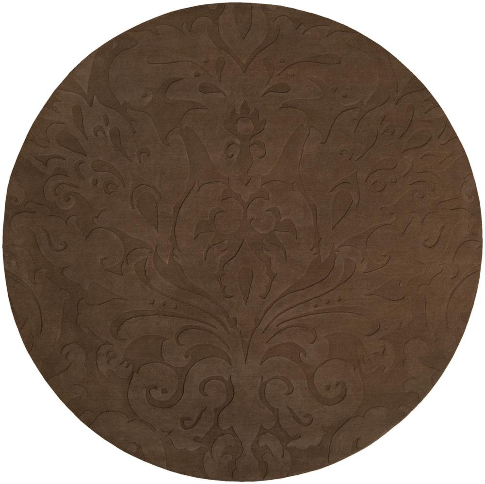 Surya Rugs Sculpture 8' Round - Item Number: SCU7513-8RD