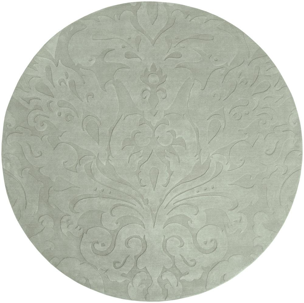 Surya Rugs Sculpture 8' Round - Item Number: SCU7517-8RD