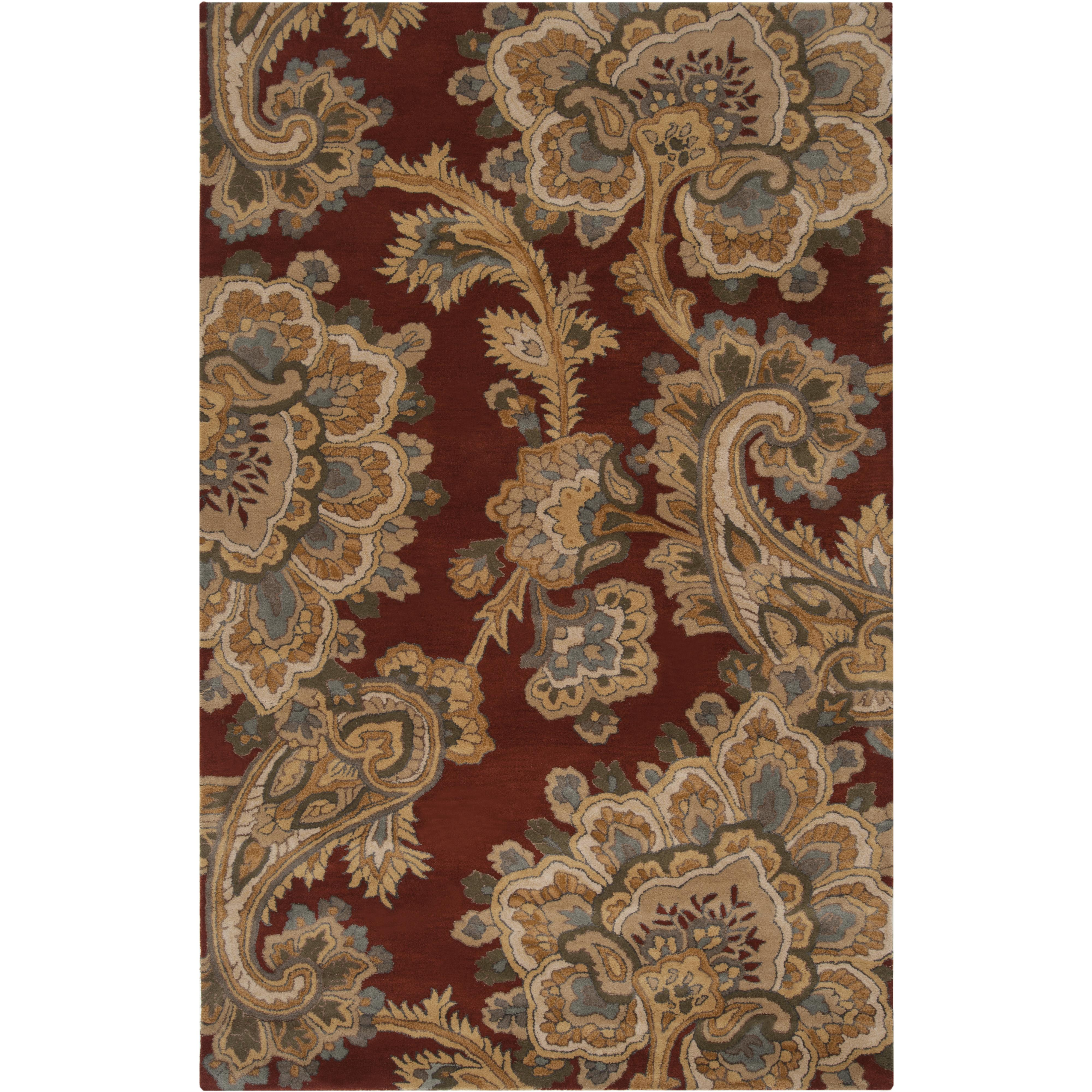 "Surya Rugs Sea 3'3"" x 5'3"" - Item Number: SEA167-3353"