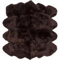 Surya Sheepskin 6' x 8' - Item Number: SHS9603-68