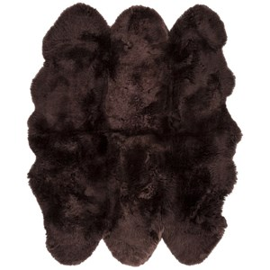 Surya Sheepskin 6' Square