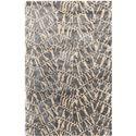 Surya Shibori 5' x 8' - Item Number: SHB8002-58
