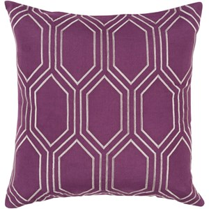 Surya Skyline 20 x 20 x 4 Polyester Throw Pillow