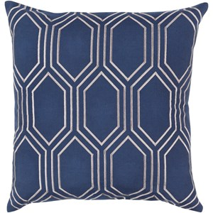 Surya Skyline 18 x 18 x 4 Down Throw Pillow