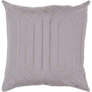 Surya Skyline 22 x 22 x 5 Down Throw Pillow