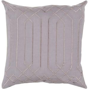 Surya Skyline 22 x 22 x 5 Polyester Throw Pillow