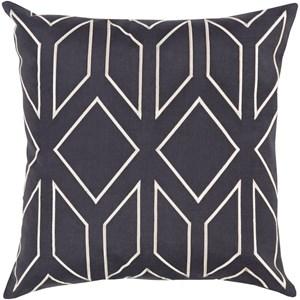 Surya Skyline 20 x 20 x 4 Polyester Throw Pillow
