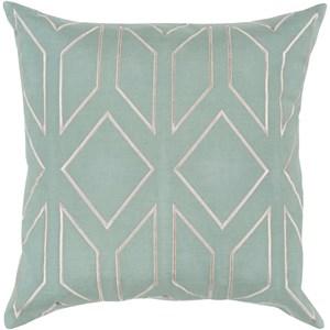 Surya Skyline 18 x 18 x 4 Polyester Throw Pillow