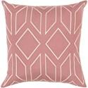 Surya Skyline 22 x 22 x 5 Polyester Throw Pillow - Item Number: BA031-2222P