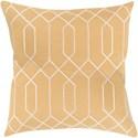 Surya Skyline 22 x 22 x 5 Down Throw Pillow - Item Number: BA040-2222D