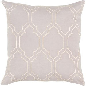 Surya Skyline 18 x 18 x 4 Polyester Throw Pillow