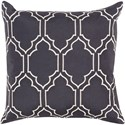 Surya Skyline 22 x 22 x 5 Polyester Throw Pillow - Item Number: BA045-2222P