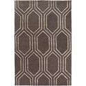 "Surya Rugs Skyline 5' x 7'6"" - Item Number: SKL2023-576"