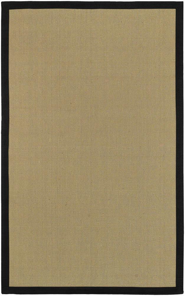 Surya Rugs Soho 8' x 10' - Item Number: SOHOBLACK-810
