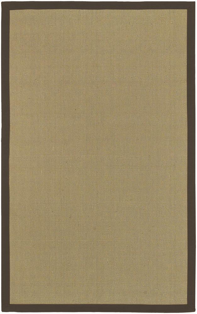 Surya Soho 8' x 10' - Item Number: SOHOBROWN-810