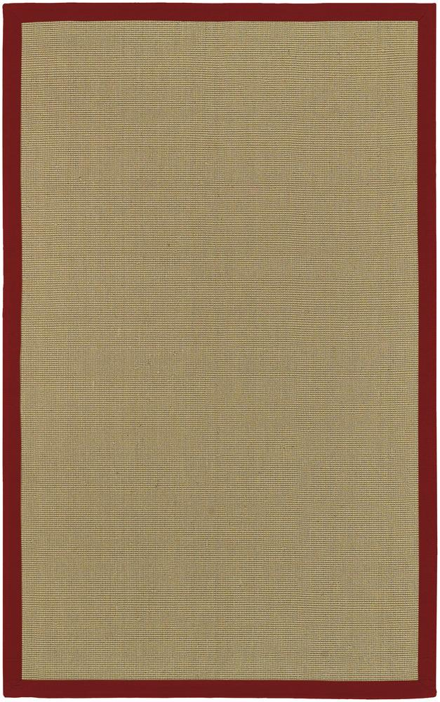 Surya Soho 5' x 8' - Item Number: SOHORED-58