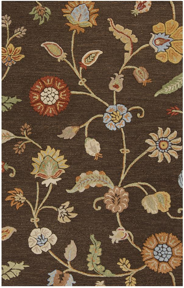 "Surya Rugs Sprout 3'3"" x 5'3"" - Item Number: SRT2000-3353"