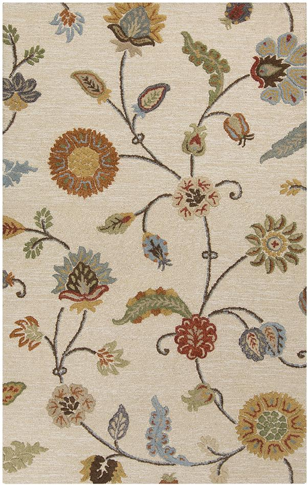 Surya Sprout 5' x 8' - Item Number: SRT2002-58
