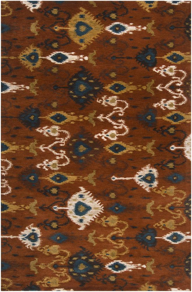 "Surya Rugs Surroundings 3'3"" x 5'3"" - Item Number: SUR1011-3353"