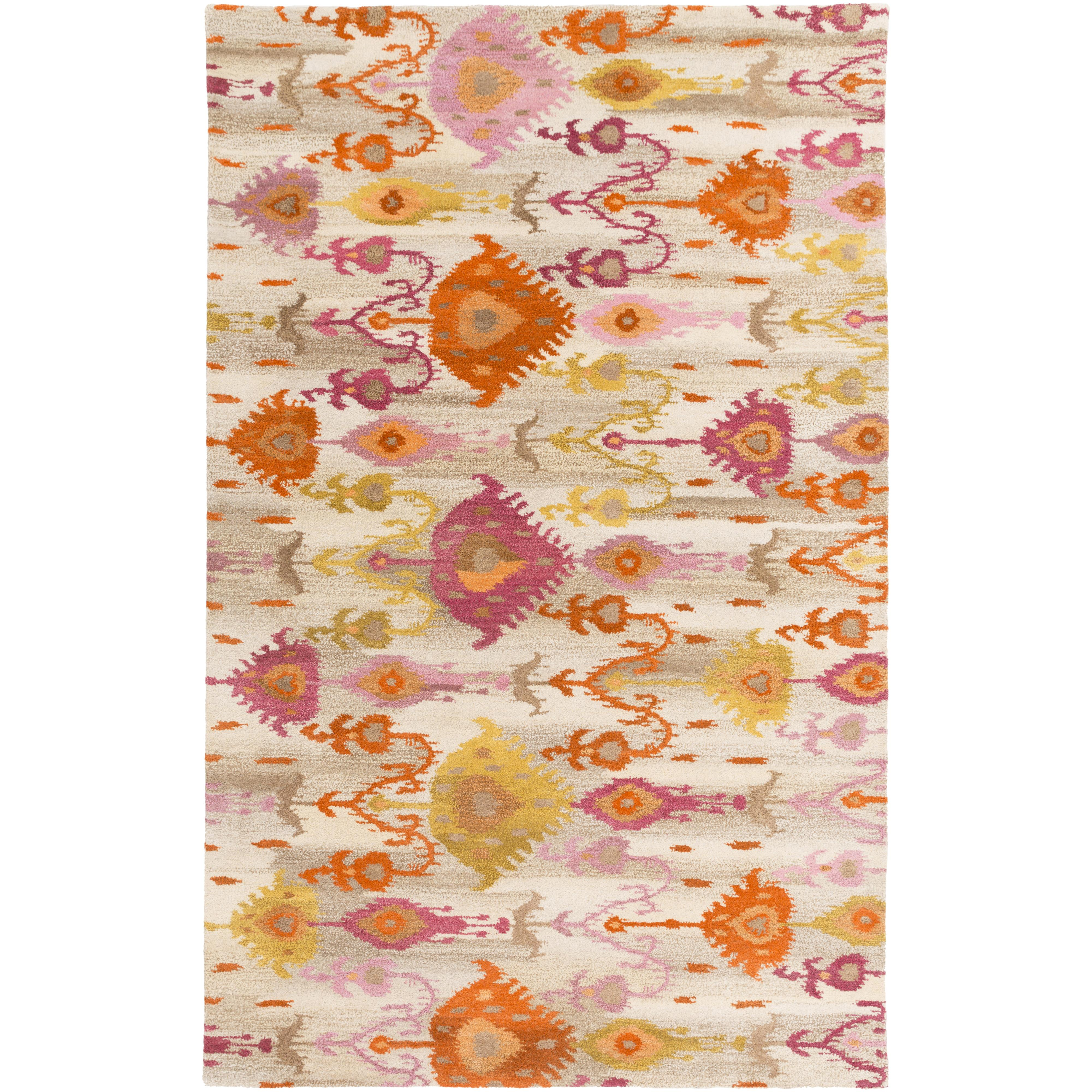 "Surya Rugs Surroundings 3'3"" x 5'3"" - Item Number: SUR1016-3353"