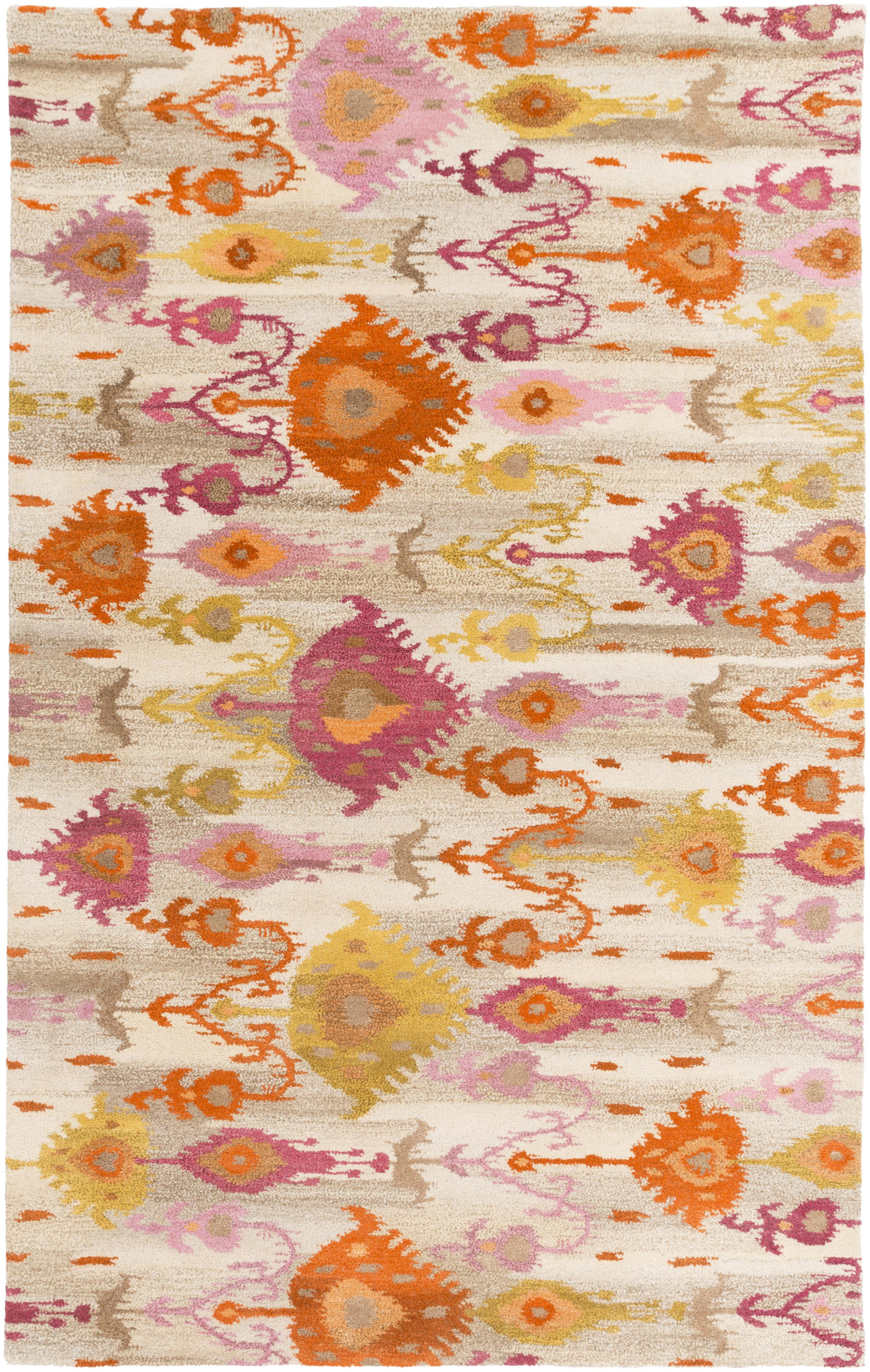 Surya Surroundings 5' x 8' - Item Number: SUR1016-58