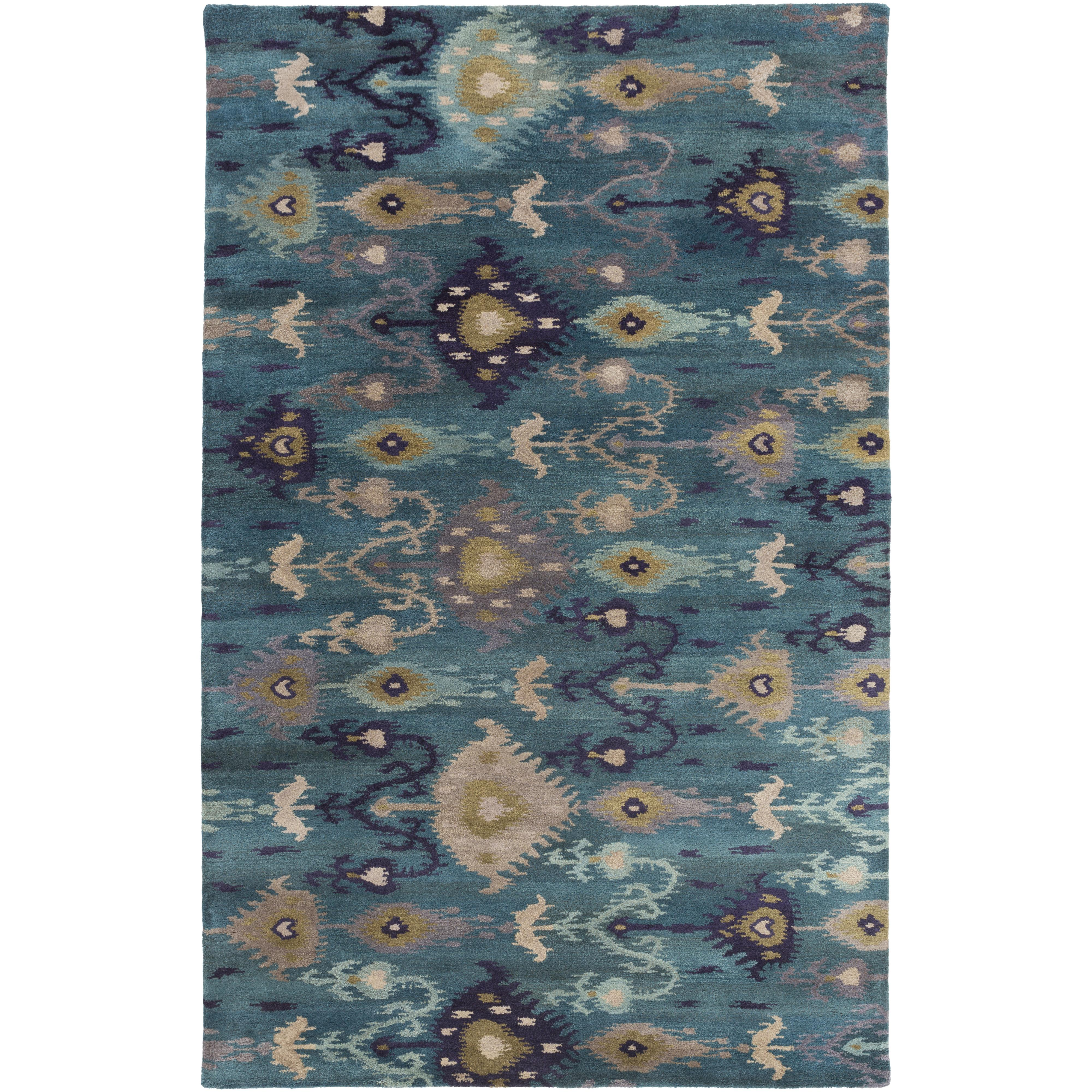 Surya Surroundings 8' x 11' - Item Number: SUR1017-811