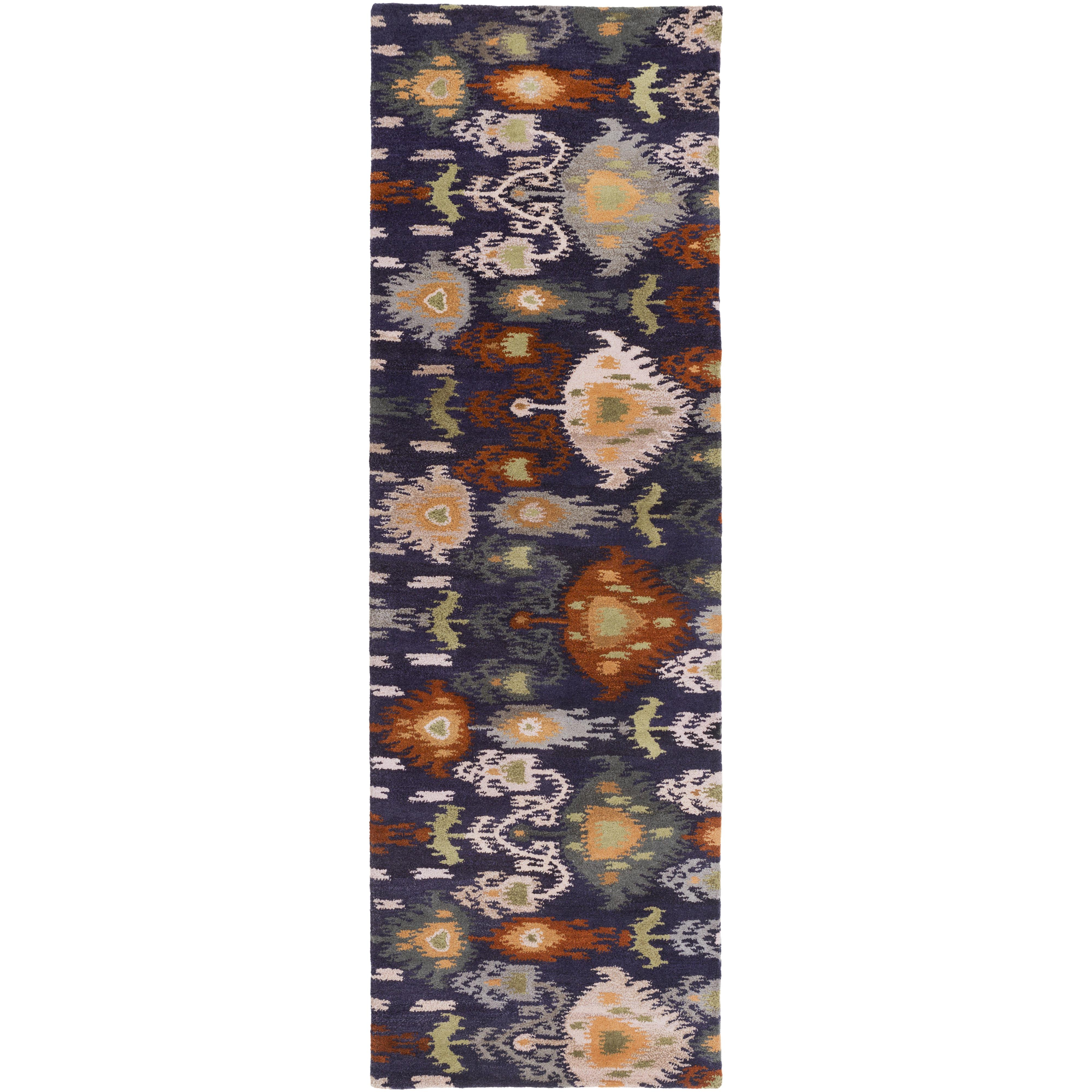 "Surya Rugs Surroundings 2'6"" x 8' - Item Number: SUR1018-268"