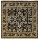 Surya Rugs Taj Mahal 8' Square - Item Number: TJ44-8SQ