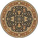 Surya Rugs Taj Mahal 8' Round - Item Number: TJ6599-8RD