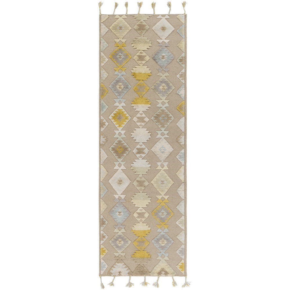 "Surya Rugs Tallo 2'6"" x 8' - Item Number: TLL3000-268"